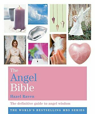 The Angel Bible: The definitive guide to angel wisd... by Raven, Hazel Paperback