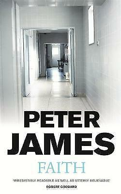 Faith by Peter James (Paperback) New Book