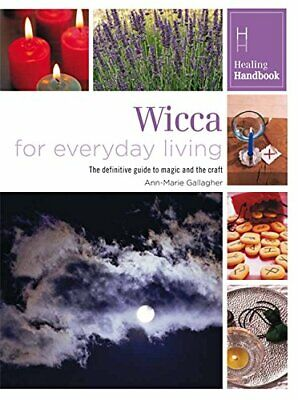 Healing Handbooks: Wicca for Everyday Living by Bounty Book The Cheap Fast Free