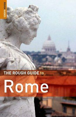 The Rough Guide to Rome (Rough Guide Travel Guides), Rough Guide Paperback Book