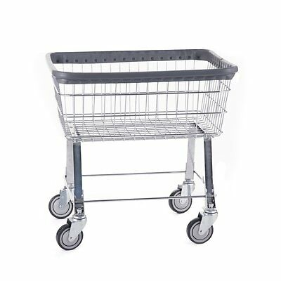 Commercial Quality Wire Laundry Cart