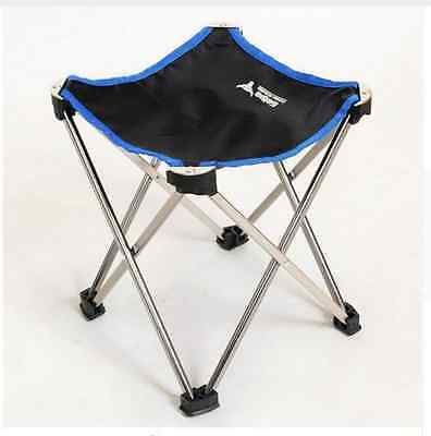Fishing Camping Chair Fold Up Folding Portable Family Caravan Outdoor Travel Pro
