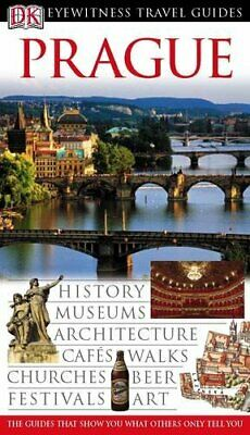 Prague (DK Eyewitness Travel Guide) by Soukup, Vladimir Hardback Book The Cheap