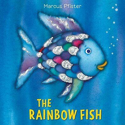 The Rainbow Fish, Marcus Pfister Board book Book The Cheap Fast Free Post