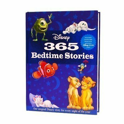 Disney 365 Bedtime Stories by Unnamed Hardback Book The Cheap Fast Free Post