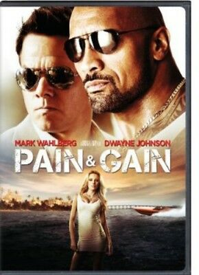 Pain & Gain [New DVD] Ac-3/Dolby Digital, Dolby, Dubbed, Subtitled, Widescreen