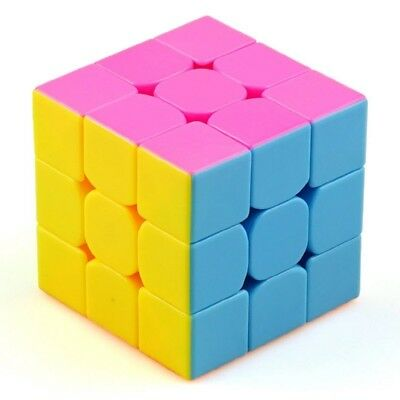 3x3x3 Domon Speed Twist Puzzle Magic Cube Classic Game Toy Game Kids Gift