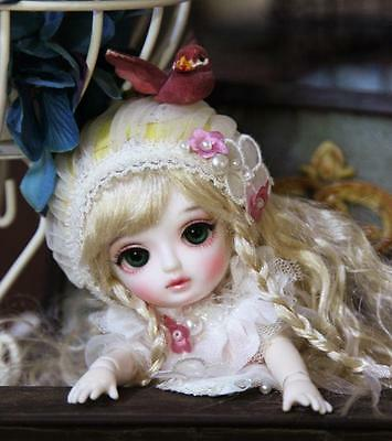 Daisy Only Kids 1/8 OK mini BJD 17cm baby Ball Jointed Dollfie FREE shipping