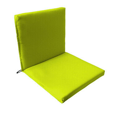 Lime Outdoor Indoor Home Garden Chair Floor Seating 2 Part Pad ONLY Multipacks