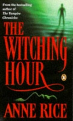 The Witching Hour: v. 1, Rice, Anne Paperback Book The Cheap Fast Free Post