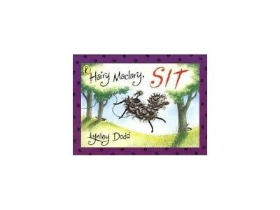 Hairy Maclary, Sit (Hairy Maclary and Friends) by Dodd, Lynley Spiral bound The