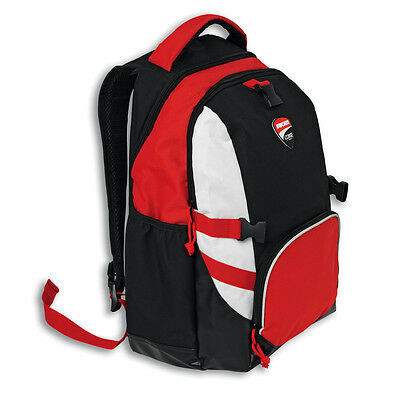 Genuine Ducati Corse Backpack / Rucksack BNWT From Stock! Part:-987689731