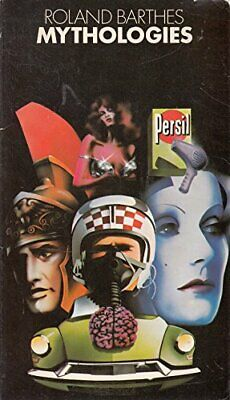 Mythologies by Roland Barthes Paperback Book The Cheap Fast Free Post
