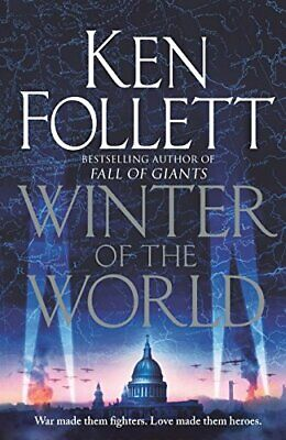 Winter of the World (Century of Giants Trilogy) by Follett, Ken Book The Cheap