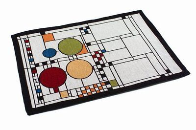 Rennie & Rose Design Group Frank Lloyd Wright ® Coonley Playhouse Placemat