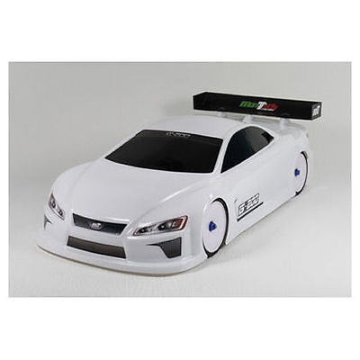 Montech IS200 Touring Body - 190mm (Unpainted) - MT016004