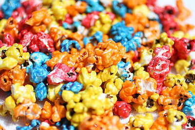 50 Miniature CUTIE POPS POPCORN CORN Multicolored Mini Mix Zea Mays Seeds + Gift