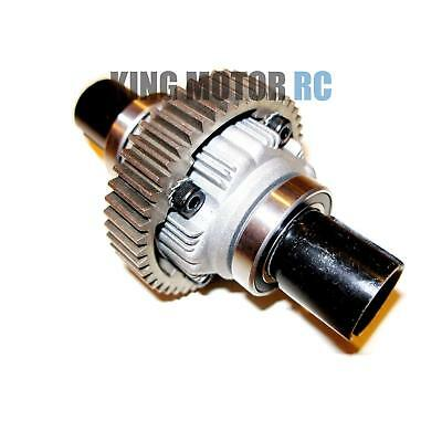 King Motor RC New Alloy Differential, Diff Fits HPI Baja 5B,SS, 5T, 5SC KM T1000