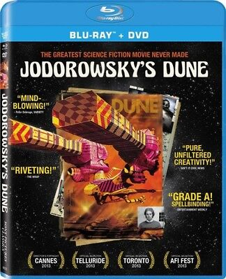 Jodorowskys Dune [New Blu-ray] With DVD, Widescreen, 2 Pack, Ac-3/Dolby Digita