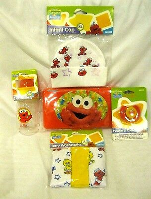 Sesame Street Elmos Travel Songs Games Uk Import Dvd New