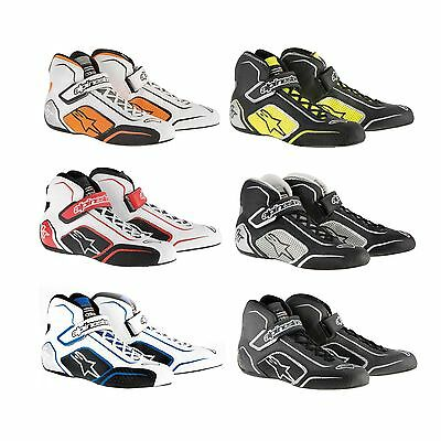 Alpinestars Tech 1-T (Tech 1T) Race | Racing | Rally | Track Day | Driving Boots