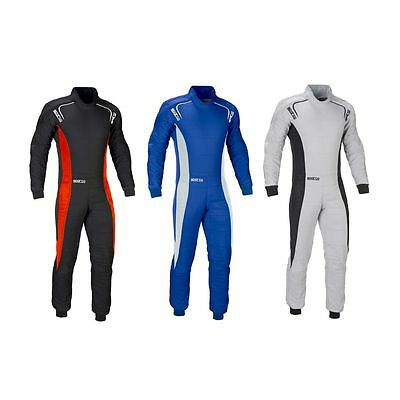 Sparco Ergo RS-3 2 Layer Race / Racing / Rally Suit - FIA Approved - 001131