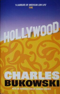 Hollywood by Charles Bukowski Book The Cheap Fast Free Post