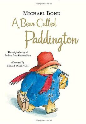 A Bear Called Paddington by Bond, Michael Hardback Book The Cheap Fast Free Post