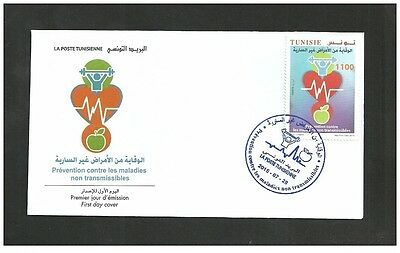 2015- Tunisia- Prevention against the nontransmissible diseases-FDC