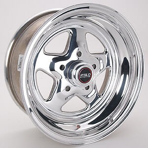 Weld Racing Pro Star Wheel 15x7 in 5x4.75 in BC P/N 96-57276