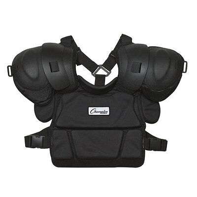 "New Champion Sports 16"" Pro Style Low Rebound Foam Umpire Chest Protector"