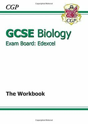 GCSE Biology Edexcel Workbook (A*-G course) by Books, Cgp Paperback Book The