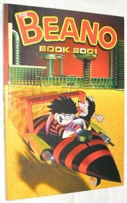 The Beano Book 2001 (Annual) by D C Thomson Hardback Book
