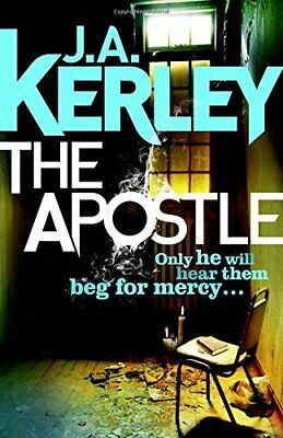 The Apostle (Carson Ryder, Book 12) by Kerley, J. A. Book The Cheap Fast Free