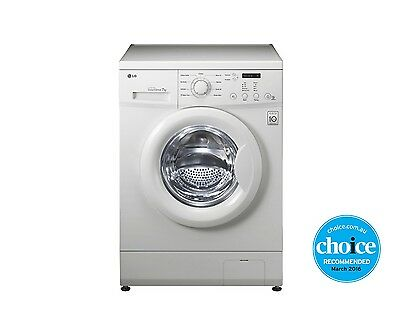 LG WD1200D 7Kg Front Loading Washing Machine.