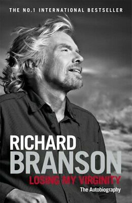 Losing My Virginity by Branson, Sir Richard Paperback Book The Cheap Fast Free