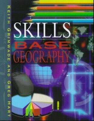 Skills Base Geography, Hart, Greg Paperback Book The Cheap Fast Free Post