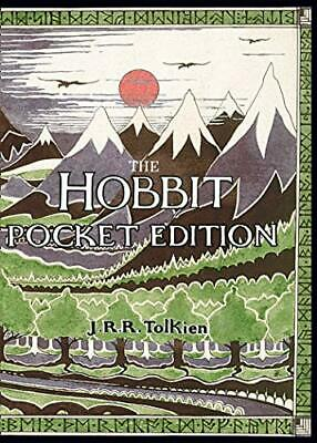 The Hobbit (pocket version) by Tolkien, J. R. R. Book The Cheap Fast Free Post