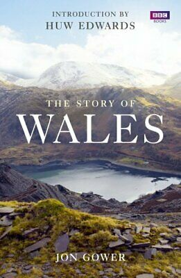 The Story of Wales by Gower, Jon Book The Cheap Fast Free Post