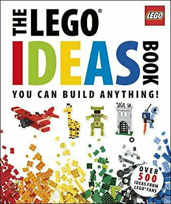 The LEGO� Ideas Book: You Can Build Anything! by Daniel Lipkowitz Book The Cheap
