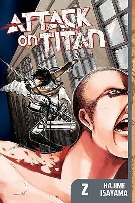 Attack On Titan 2, Hajime Isayama Book The Cheap Fast Free Post