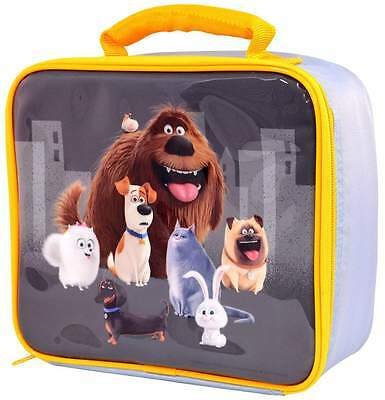 The Secret Life of Pets Insulated Lunch Bag/Box