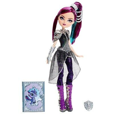Ever After High Dragon Games Doll - Raven - Holly O Hair - Darling - Brand New