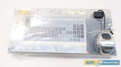 Strong Arm Stainless Interface Keyboard Mouse Assembly D533510