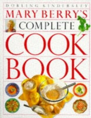 Mary Berry's Complete Cookbook by Mary Berry Hardback Book The Cheap Fast Free