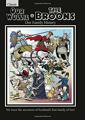The Broons/Oor Willie Giftbook 2016 (Annuals 2016) Book The Cheap Fast Free Post