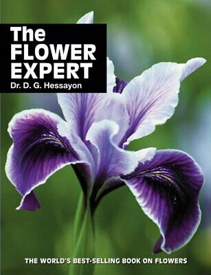 The Flower Expert by Hessayon, Dr D G Paperback Book The Cheap Fast Free Post