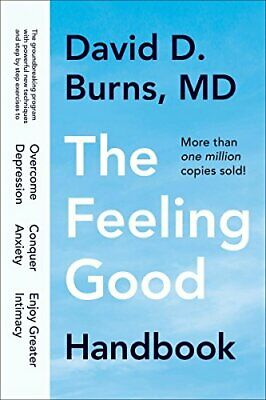 The Feeling Good Handbook by David D Burns Paperback Book The Cheap Fast Free
