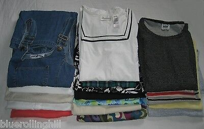 Maternity Clothes - Lot of 18, Size M, Name Brands, Clean