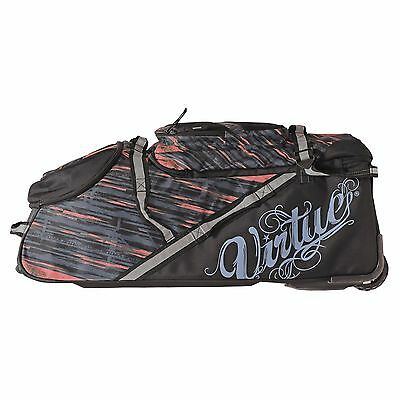 Virtue High Roller Gear Bag - Graphic Coral Red - Paintball